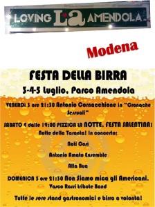 Loving Amendola Festa della Birra